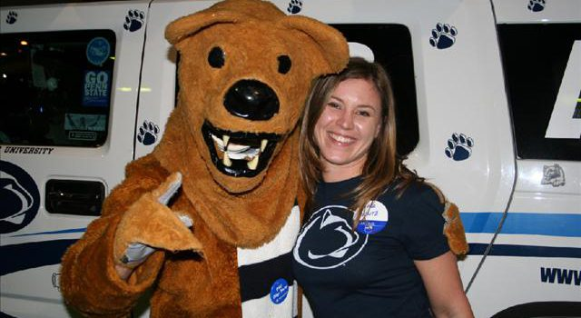 Penn State Pep Rally & Fundraiser 2015