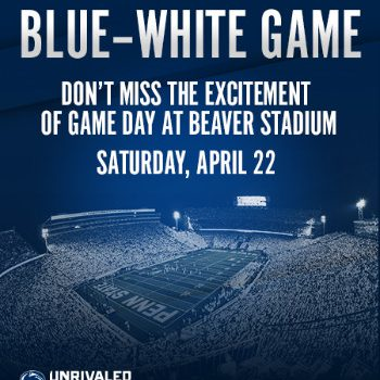 Penn State Blue-White Game Watch