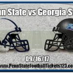 Penn State – Georgia State Football Viewing Party