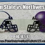 Penn State – Northwestern Football Viewing Party