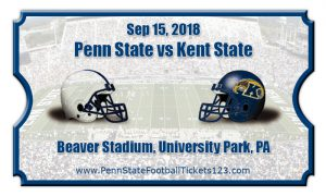 Penn State Location >> Penn State Kent State Football Viewing Party Change Of