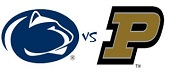 Penn State – Purdue Football Game Watch