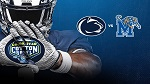 Penn State – Memphis Cotton Bowl Game Watch