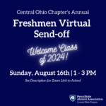 Freshmen Virtual Send-off
