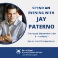 An Evening with Jay Paterno